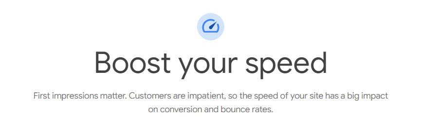 Improve Your Website Speed