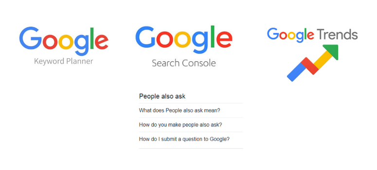 Google Keyword Research Tools
