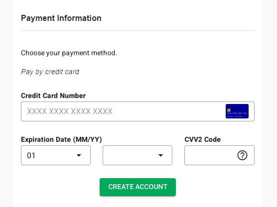 Greengeeks Hosting Payment Information