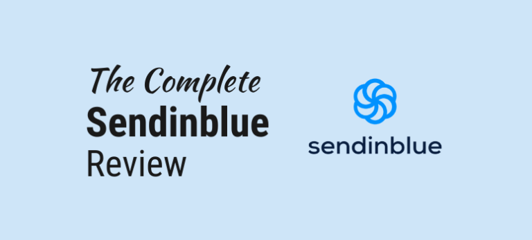 SendInBlue Review [My 2021 Email Marketing Tool Recommendation]