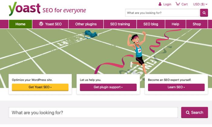 Yoast SEO Plugin For WordPress