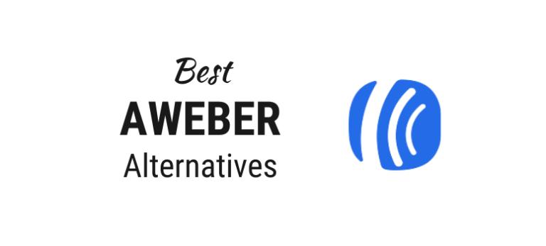 5 Best Aweber Alternatives For 2021
