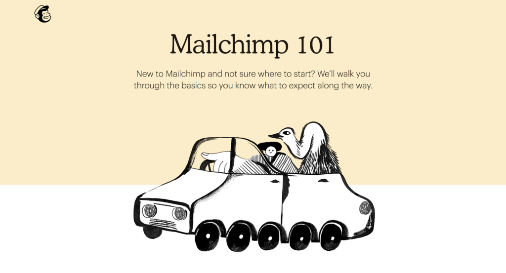 Mailchimp support system